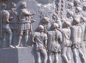 """""""i' dico di Traiano imperadore"""" (Par. X, 76)"""