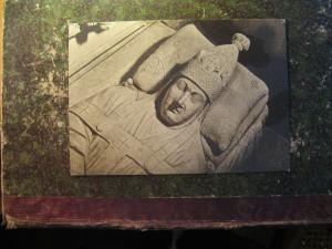 Roma, Grotte Vaticane, sepolcro di Bonifacio VIII